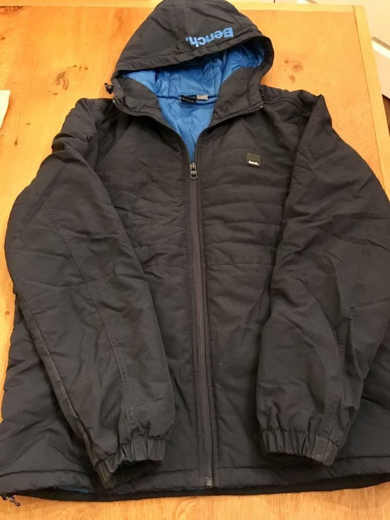 ea60ca274fb2 Bench coat boys large age 14-15 worn once