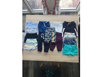 Baby shorts and pants