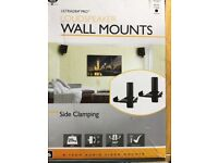 LOUDSPEAKER WALL MOUNTS/BRACKETS - FROM 'RICHER SOUNDS' HIFI