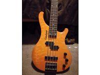Tanglewood Rebel 4K Bass Guitar