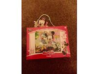 Disney minnie mouse jigsaw puzzle Brand new