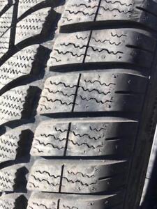 2 x 275/35/21 Dunlop hiver nouveau