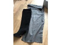 Brand new TOM FORD Slouch Boots Black Suede Ladies Size 6 (39) £600 ONO