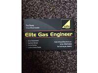 GAS SAFE ENGINEER FOR ALL GAS/HEATING WORK