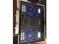 Denon MCX 8000 DJ controller,Magma Stand and Case 9 months old for sale due to upgrade.