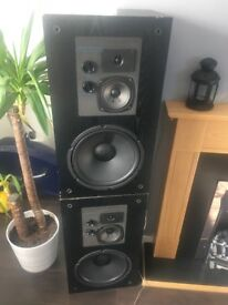Omni audio speakers