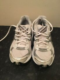 Ladies ASICS trainers