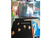 """35 x 12"""" VINYL SINGLES IN VERY GOOD CONDITION WITH ORIGINAL SLEEVES."""