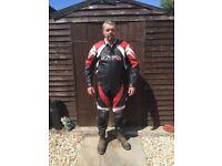 Hein gericke 1 piece race suit