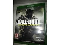 Infinite warfare Xbox one