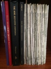 Over 50 Classical LPs
