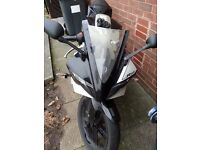 YAMAHA R125 (2008) BREAKING ALL PARTS! MSG OR CALL FOR MORE INFO!
