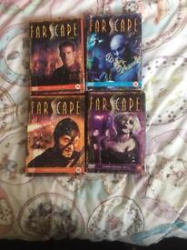 Farscape dvd box sets