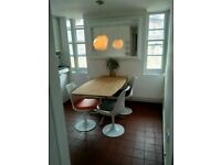Large Covent Garden FULLY FURNISHED 1 bedroom flat for 1-2 bed council or housing association swap