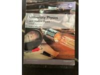 Core text books for Glasgow university Physics and Astronomy degree