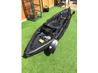 Galaxy Sea Fishing Kayak