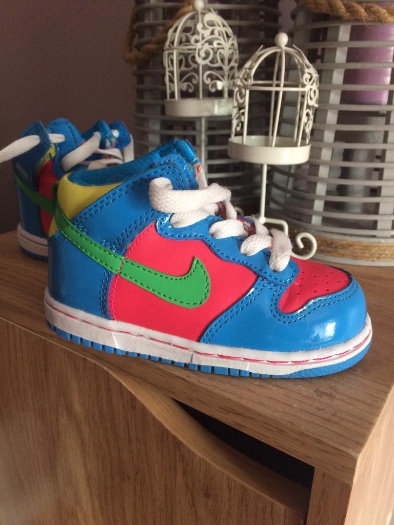 82de29abc Baby girl Nike shoes