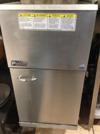 Pitco deep fryer
