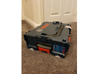 Bosch 18v Combi drill and Impact Driver - New in box with charger and batteries