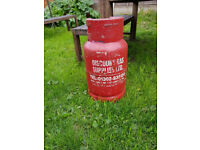 13Kg gas bottle propane (empty)