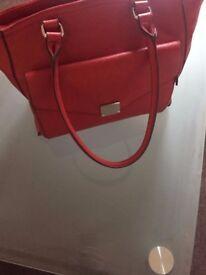 Fiorelli red handbag for sale
