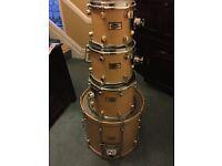 Mapex Orion - 4pc maple drum kit w/ hardware