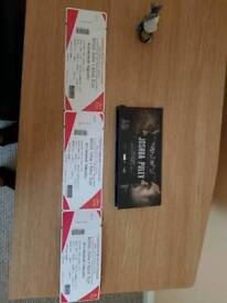 Joshua vs Pulev (Carlos Takam) 4 tickets