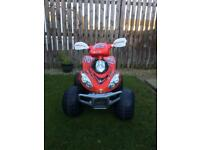 Quad Bike - Child's Electric Ride-on Quad
