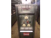 Commercial Catering Use VALENTINE Electric Fryer Single Well with Single Basket Kebab Cafe Fastfood
