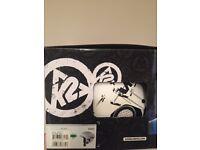 K2 Small Snowboard/Ski Helmet £20
