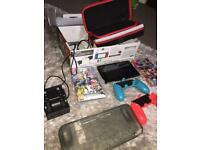 Nintendo switch plus accessories (original box)