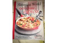 Slimming World Extra Easy Express recipe book