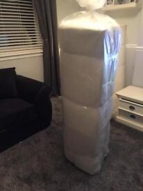 Brand new still in wrapping silent night comfort mattress in kingsize