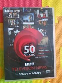 50 years of bbc television news dvd