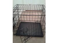 Small Dogs crate