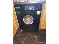 Bush Black Gloss Washing Machine