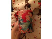 Little Mermaid 'Victoria's Mug' New