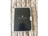 Apple iPad mini (2,3) leather smart case black - brand new