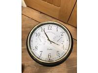 Lovely Large Outdoor Wall Clock