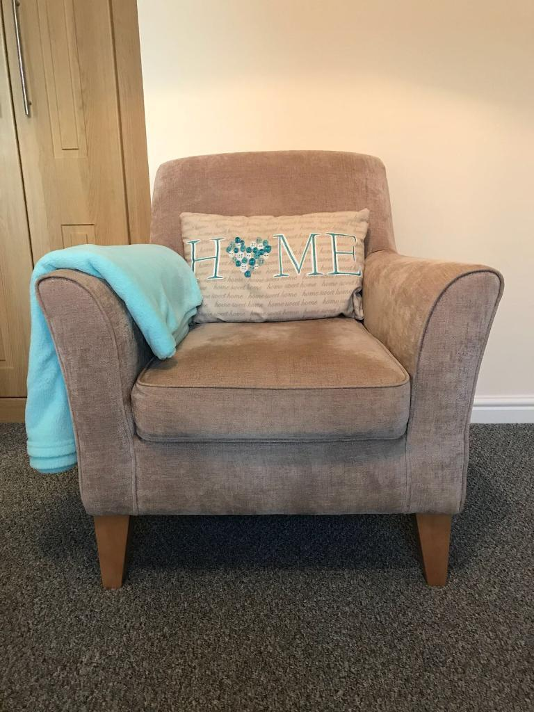 Armchair from Next.