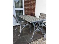 Garden furniture antique