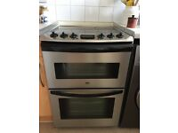 Zanussi Electrolux Induction hob and fan oven - free standing