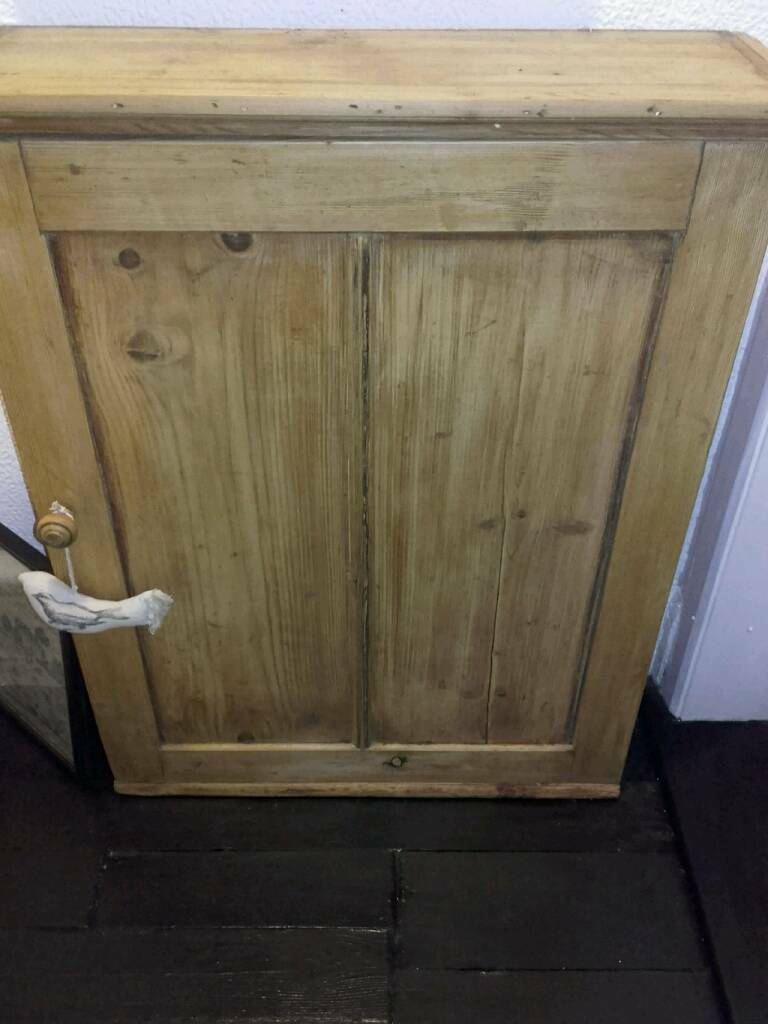 Vintage Pine Cupboard In Hull East Yorkshire Gumtree