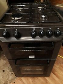 Zanussi gas cooker for sale in immaculate condition