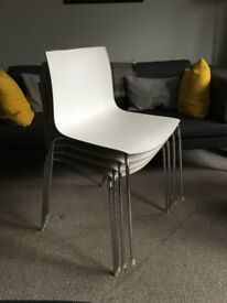 Arper Catifa Dining Chairs