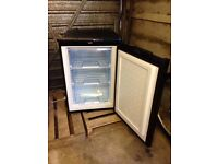 LOGIK Black Undercounter Freezer