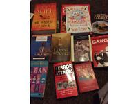 Job lot books 50 books various subjects