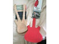 Guitar kitchen accessories