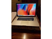 MacBook Pro 15 inch 2 month old (price drop)