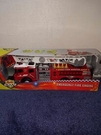 TOY FIRE ENGINE 3YRS+